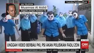 Video Unggah Video Berbau PKI, Fadli Zon akan Dilaporkan ke Polisi oleh PSI MP3, 3GP, MP4, WEBM, AVI, FLV September 2018
