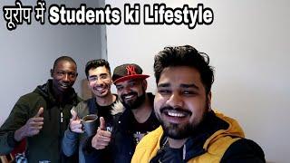 EUROPE STUDENTS LIFE