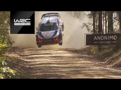 Rally Australia / Highlights Especiales 1-3