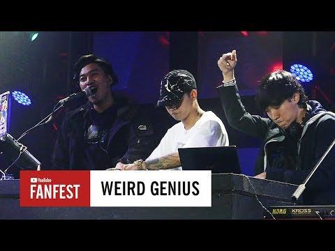Weird Genius @ YouTube FanFest Indonesia 2017