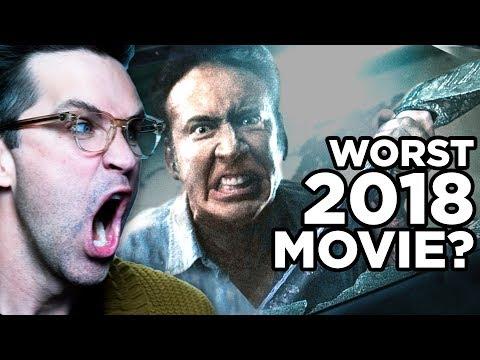 Best Bad Movie of 2018 - RANKED