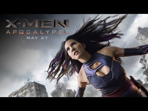 X-Men: Apocalypse new trailer is out!