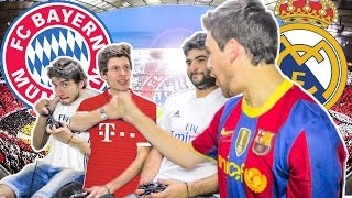 Video BAYERN MUNICH vs REAL MADRID | Champions League 2017 | FIFA 17 MP3, 3GP, MP4, WEBM, AVI, FLV Mei 2017