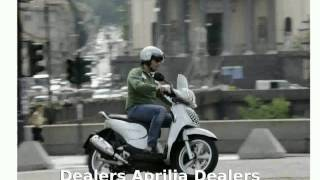 7. 2011 Aprilia Scarabeo 200 Features and Review