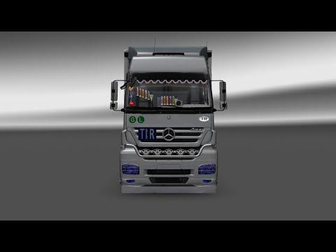 Mercedes Axor+Addons update  1.21