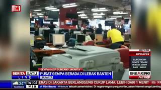 Download Video Gempa 6,1 SR Guncang Jakarta MP3 3GP MP4