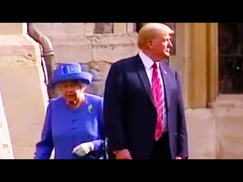 Ozzy Man s Commentary on Trump vs the Queen
