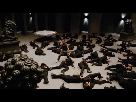 The Protector (2005) Tony Jaa Fight Scene 5 HD