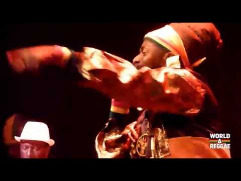 Capleton  Jah Jah City - Live @ Paradiso, Amsterdam NL