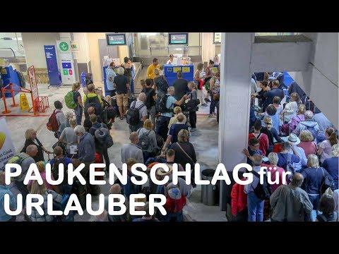 Thomas Cook-Pleite stürzt deutsche Urlauber ins Chaos