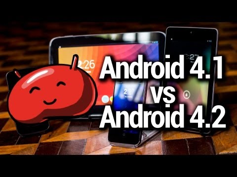4.1 - How does Android 4.2 Jelly Bean differ from the earlier Android 4.1 Jelly Bean? Is the newer Jelly Bean much better than its older brother? Find the answers ...