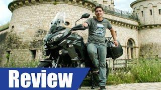 10. Kawasaki Versys 1000 Test │ Review
