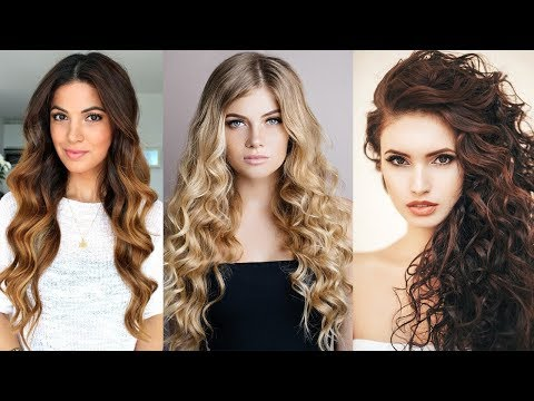 10+ Fabulous Curly Hairstyles Ideas  Amazing Hair Transformations 2019