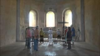 Le Thoronet France  City new picture : Sonologie 2014 Flash Mob Le Thoronet Choeur Harmonique Emmanuel Comte
