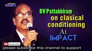 Dr. BV Pattabhiram is a Post Graduate in Psychology, Philosophy, a PG Diploma holder in Guidance and Counselling, and Ph.D. from Osmania University (Yoga & Hypnotism - A Pragmatic Approach). He has been conducting workshops on Soft Skills / HRD; and motivating Students, Teachers, Professionals, Entrepreneurs, and Leaders on various topics across India, USA, Australia, Malaysia, Thailand, Singapore and Arab Countries and helping people to overcome their Stress & Fears, and achieve the desired success.His approach to personal growth and personality development has been proven successful over 30 years of treating, motivating and counseling people. His Audiotapes on relaxation, memory, self-confidence, inferiority complex, fears, assertiveness and other psychosomatic disorders helped innumerable clients.While his field of education has been in Psychology, his passion towards the art of Magic made him one of the most celebrated Magicians of the country. He traveled to every nook and corner of the Telugu speaking states, many cities in India, and extrensively across the USA, Australia, South-East Asian Countries, and Middle East. At each location he left the audience spell-bound with his Magic. He also effectively leveraged Magic to convey messages to the audience. He started the first ever Magic school in India (recognized in the Limca Book of Records), and gave rise to a generation of Magicians - many of whom are celebrities in their own accord.He received numerous awards, accolacdes and recognitions from Government and Private entities from across India and abroad. The University of Florida gave him Honorary Doctorate for his tremendous work on Hypnosis in the year 1983. The Mayors of Nashville and New Orleans, USA gave him honorary citizenship.