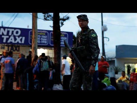Η μαζική φυγή των Βενεζουελάνων προκαλεί κρίση στη Λατ. Αμερική…