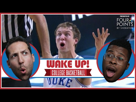 Video: NCAA Tournament contender ceilings + an ACC funeral | Wake Up, College Basketball