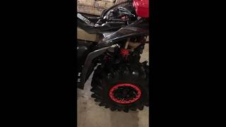 9. CVTECH primary first thoughts 17' 570 xmr renegade