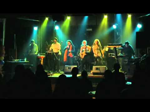 Video live concert at Echo Reggae Area &amp; Uncle Fardy&#039;s Birthd