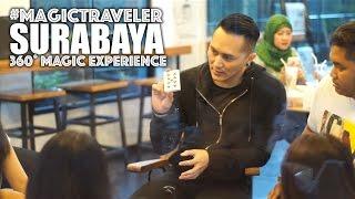Video Teleport Cards | 360˚ Magic Video | Magic Traveler Surabaya MP3, 3GP, MP4, WEBM, AVI, FLV Mei 2019