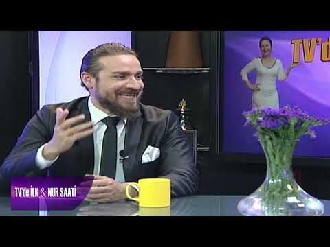 İlknur Durmuşkaya TV' de İLK & NUR SAATİ programının konuğu Süleyman Yaşar