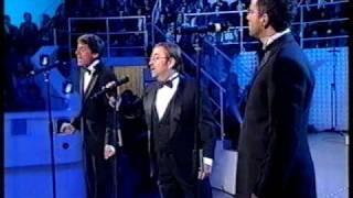 'O Sole Mio - Eros Ramazzotti - Lucio Dalla Gianni Morandi