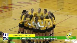 TVHS Volleyball vs. Southwood Knights