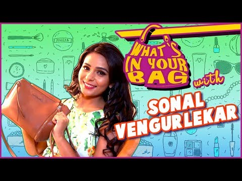 Sonal Vengurlekar aka Mandira | What's In Your Bag
