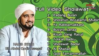 Video [FULL VIDEO] Sholawat -  Habib Syech Bin Abdul Qodir Assegaf MP3, 3GP, MP4, WEBM, AVI, FLV Juni 2019