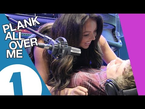 Little - Jesy Nelson and Jade Thirlwall represent Little Mix in Plank All Over Me on The Matt Edmondson Show on BBC Radio 1.