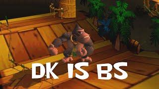 DK is BS