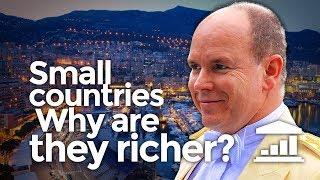 Video Why are SMALL countries RICHER? - VisualPolitik EN MP3, 3GP, MP4, WEBM, AVI, FLV Februari 2019