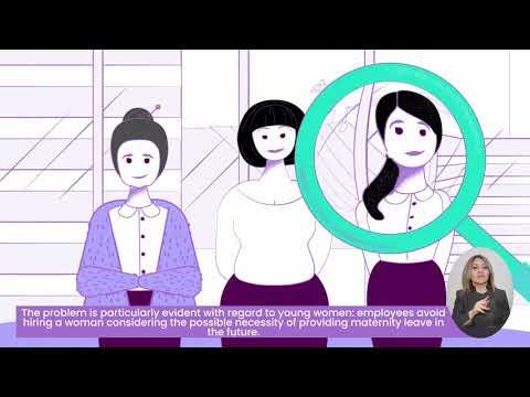 Որո՞նք են կանանց իրավունքների խախտմանը նպաստող պայմաններն աշխատավայրում (տեսանյութ)