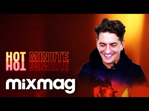 Will Skream ever play an old-skool dubstep set again?   Hot Minute   Mixmag