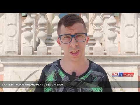 L'ARTE DI THOMAS PREARO PER VO' | 31/07/2020