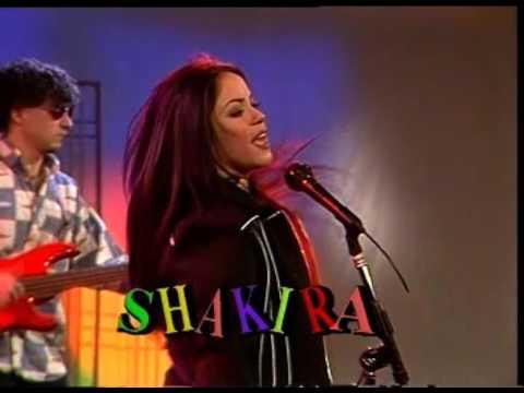 Shakira video Estoy aquí - CM | Argentina | 1996