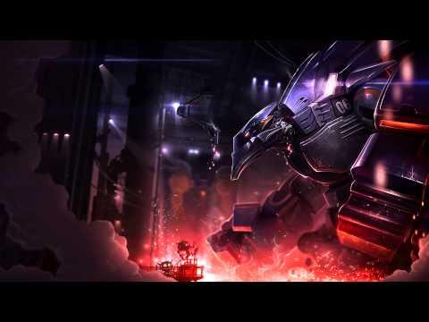 메카 말파이트 (Mecha Malphite) Voice - 한국어 (Korean) - League of Legends (видео)