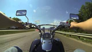4. 2007 Honda Shadow Spirit for sale Andover, Kansas GoPro Hero3 Black