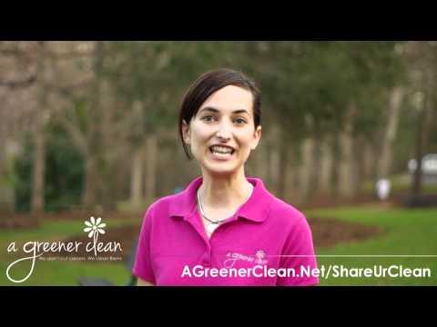A Greener Clean