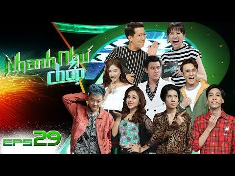 Nhanh Như Chớp | Tập 29 Full HD: Trường Giang-Hari Won Hoảng Loạn Vì Dàn Khách Mời Quá Nguy Hiểm - Thời lượng: 56:59.