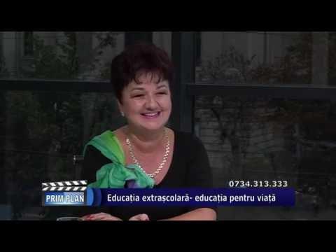 Emisiunea Prim-Plan – 20 septembrie 2016 – Educația extrașcolară – educația pentru viață