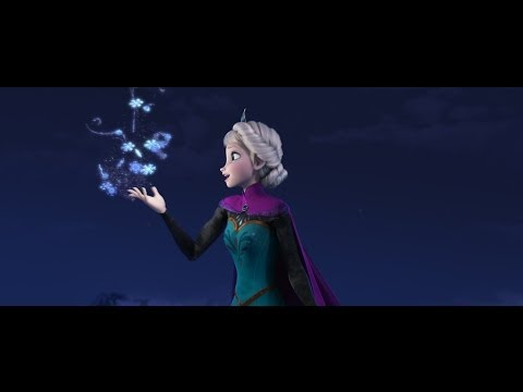 "frozen - ""let it go"" by idina menzel"