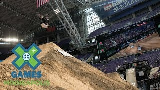 Video FULL BROADCAST: Fruit of the Loom BMX Dirt Final | X Games Minneapolis 2017 MP3, 3GP, MP4, WEBM, AVI, FLV Agustus 2018