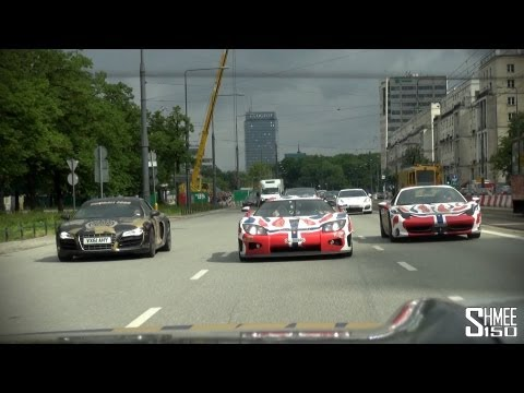 2013 Gumball 3000 Event Recap by Shmee150 | Video
