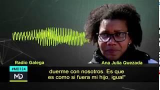 ANA JULIA   SE DERRUMBA Y CONFIESA QUE MATÓ AL PEQUEÑO GABRIEL CRUZ