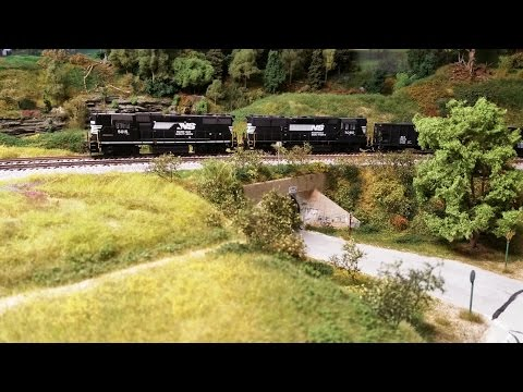 Model Railway Scenery Building Informaion You Probably Don't Know