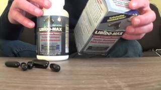 MORE INFO: http://www.erectionfuel.com/libido-max Libido Max Review, Discover How Libido Max For Men Works, Ingredients, Side Effects, Results + Where ...