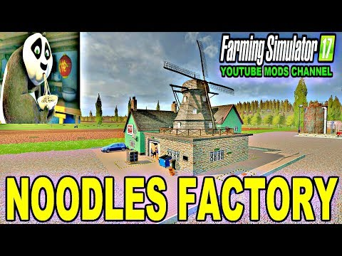 Noodle factory production Final