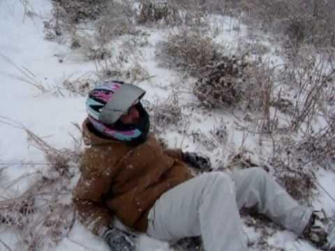 Beanie Ski Jump