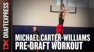 Michael Carter Williams 2013 NBA Pre-Draft Workout & Interview